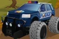 4x4 Policía