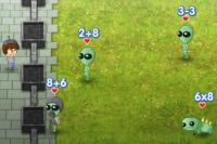 Alienígenas de mates