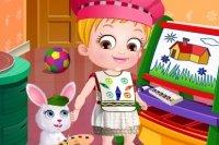 Baby Hazel: Aprende sobre Colores