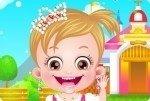Baby Hazel como Princesa