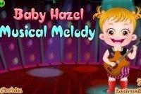 Baby Hazel y la música