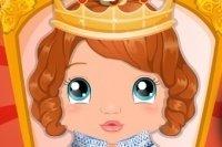 Bebé de la realeza