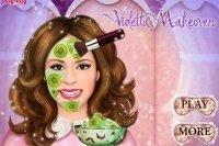 Cambio de imagen Violetta 2