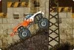 Carrera de Monster Truck