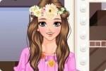 Chica de flores 3