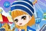 Chica de nieve 2