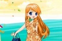 Chica florida 5