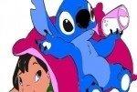 Colorea a Lilo y Stitch