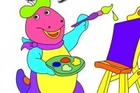 Colorea dinosaurios 2