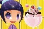 Copa de helado de yogur