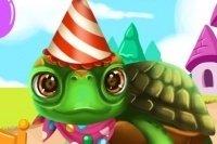 Cuida a los animales en su cumpleaños