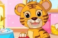 Cuida del bebé tigre