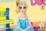 Decora la habitación de Elsa