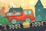 El camión de pizza