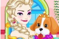 Elsa Adopta una Mascota
