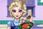 Elsa cocina