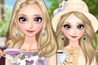 Fiesta del Té de Elsa