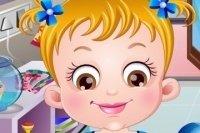 Fiesta de mascotas de Baby Hazel