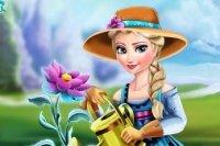 Flor de Hielo de Elsa