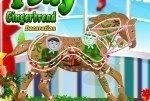 Galletas en forma de pony
