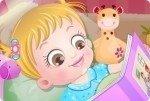 Hora de dormir para Baby Hazel