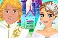 La boda de Anna y Kristoff