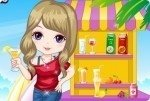 La chica de la limonada