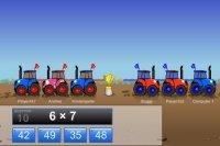 Matemáticas en el tractor
