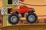 Monster Truck en el desierto