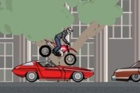 Motocross de hora punta