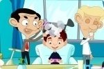 Mr. Bean en la peluquería