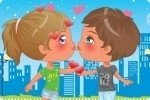 Pareja de enamorados