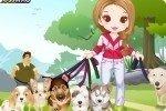 Paseadora de perros