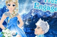 Pedida de mano de Frozen
