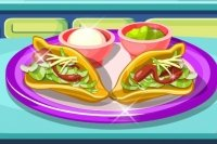 Prepara la Carne de los Tacos