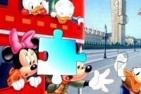 Puzle de Disney en Londres