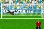 Saque de falta Eurocopa 2012