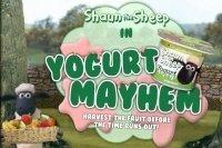 Shaun prepara yogurt