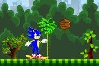 Súper Sonic Corredor