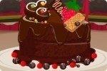 Tarta de chocolate 2