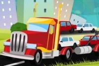 Transportista de automóviles