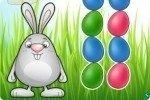 Unir huevos de Pascua