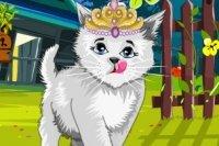 Vestir un Gatito Bonito