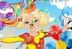 Viste a la chica del circo