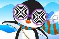 Viste al pingüino.